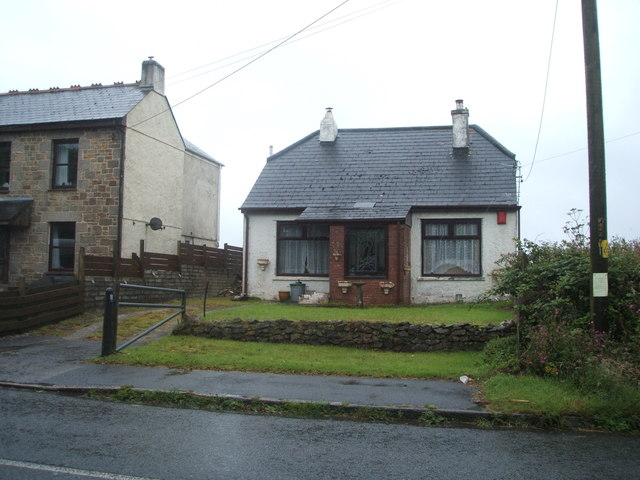 Bungalow on Church Road, Pencoys