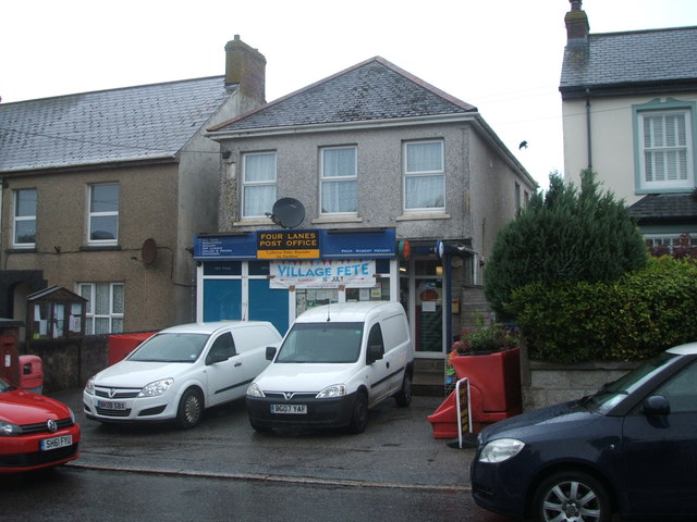 Four Lanes Post Office