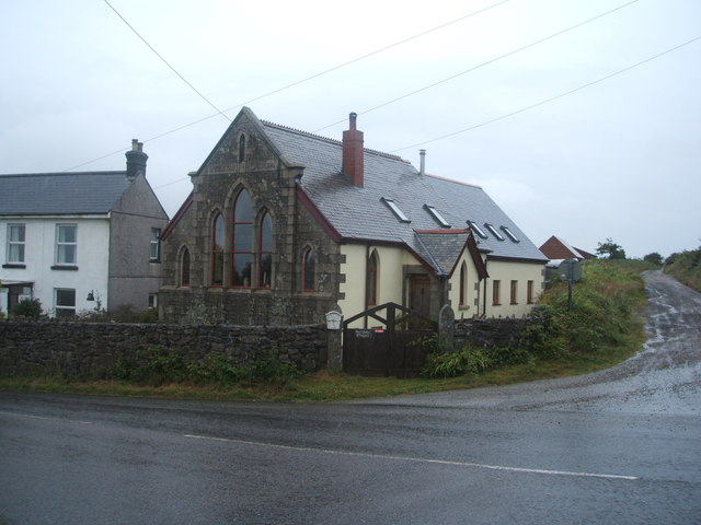 Converted chapel, Buller Hill