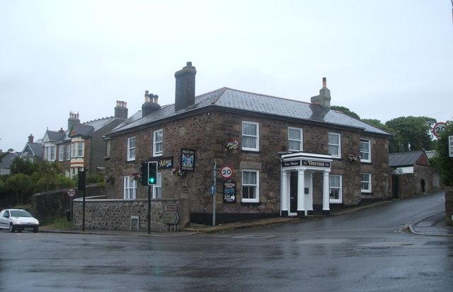 The Trefusis Arms Inn, Redruth