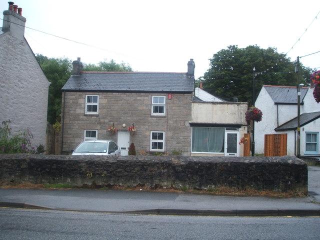 House on Lanner Hill, Lanner
