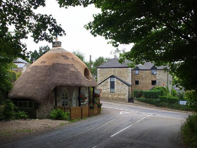 Gweek Lodge
