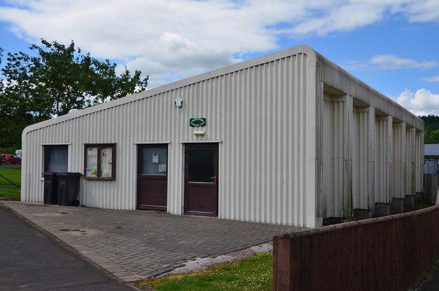 Community Centre, Newtown St Boswells