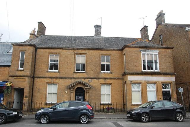 Former National Westminster Bank, South Petherton