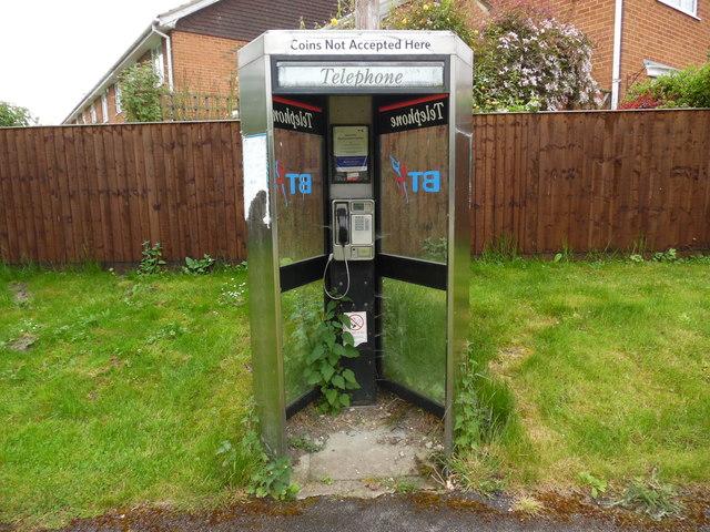 KX300 Telephone Kiosk in Postcombe