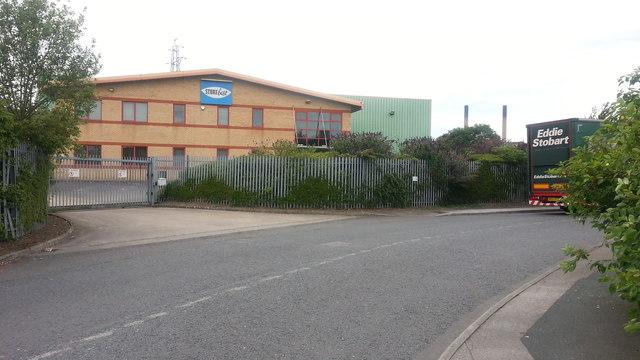 Knottingley - Storebest warehouse