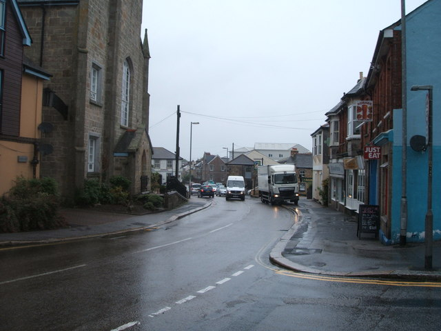 Chapel Street, Redruth