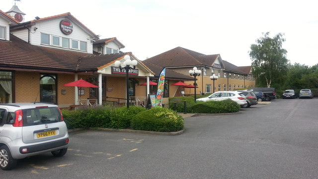 Brewers Fayre and Premier Inn - A1 Business Park