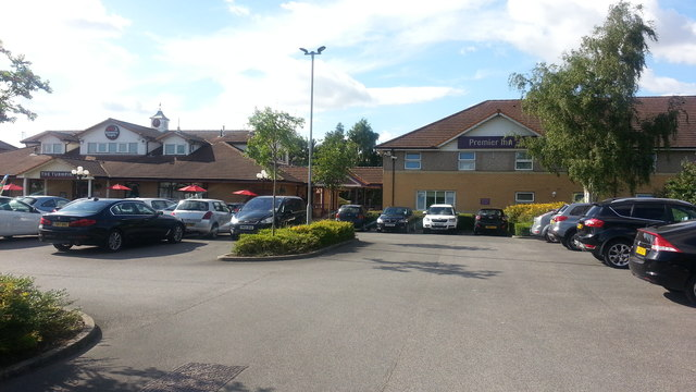 Premier Inn - A1 Business Park