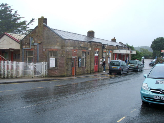 Redruth Railway Station