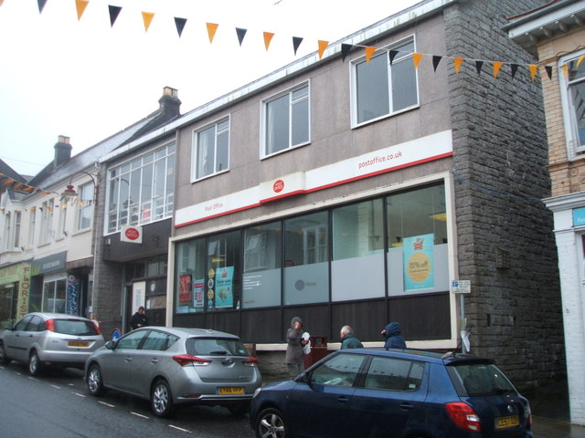 Post Office, Redruth