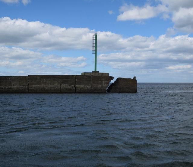 North Pier, Amble Harbour