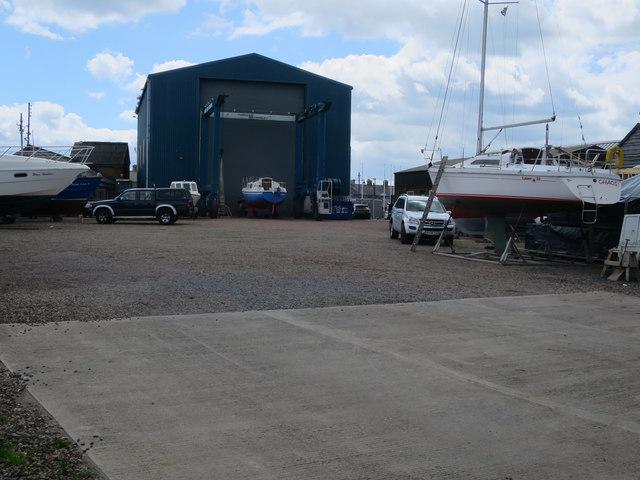 Amble Boat Company