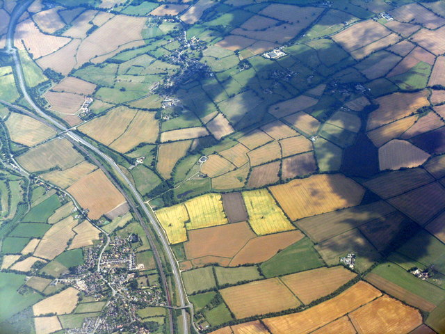 Stoke Hammond and the A4146