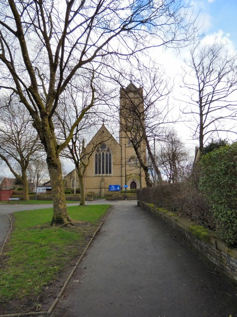 St Paul's Parish Church, Sale