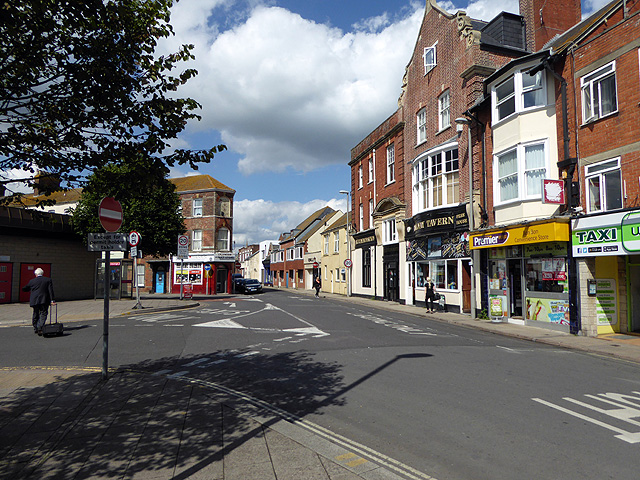 Queen Street, Weymouth