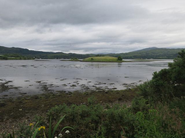 Kilmaronag Islands, Loch Etive