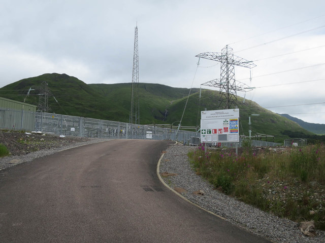 Dalmally 275kV Substation Project