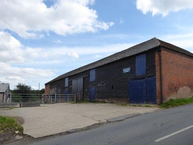 Barn at Bournefield Farm