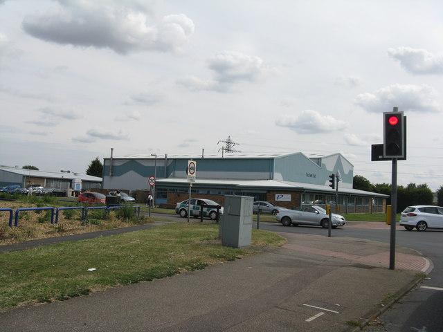 Industrial Estate, Huntingdon