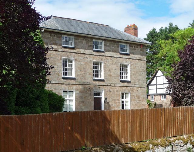 The Grey House near Eau Withington