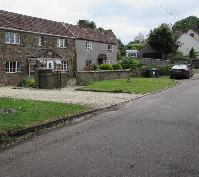 21st century Elm Cottage, Nibley Lane, Nibley, South Gloucestershire