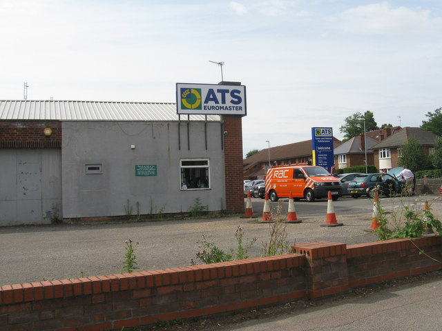 Tyre services on Nursery Road