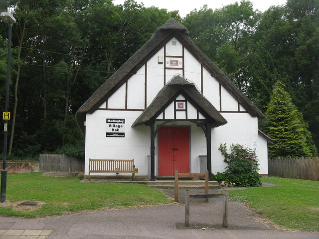 Madingley Village Hall