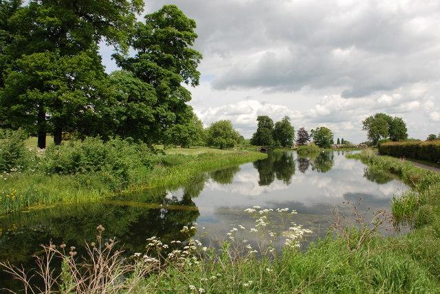 Cusworth Hall Lake