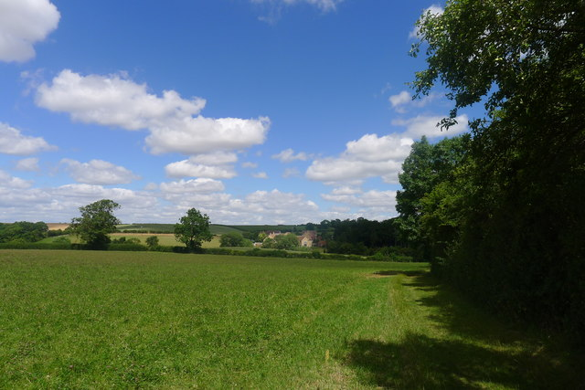 Footpath to Little Bytham