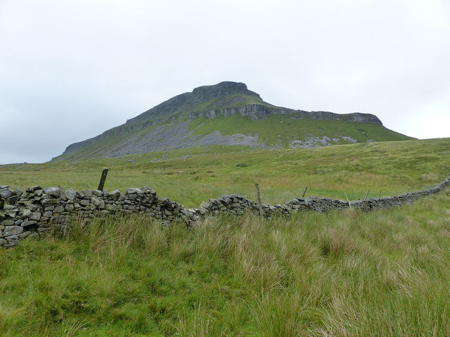 Pen-y-ghent revealed