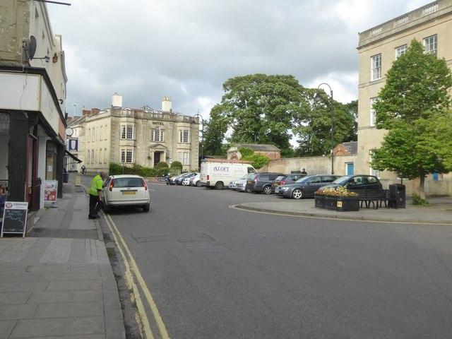 Roundstone Street, Trowbridge