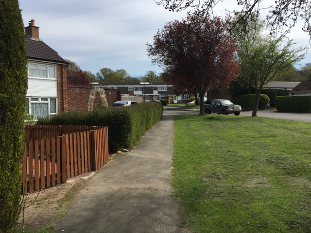 Wheeler Close, Chadwick End