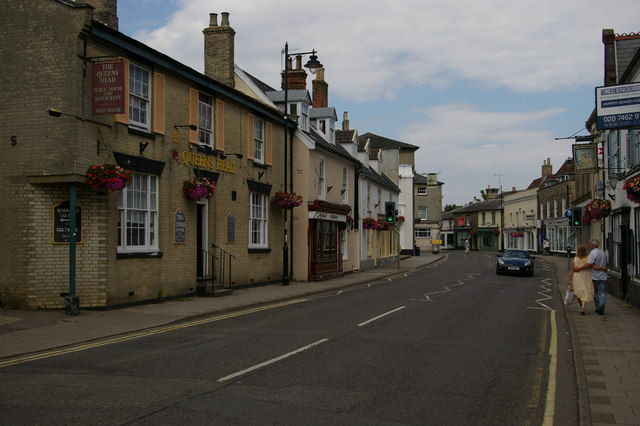 High Street, Saxmundham
