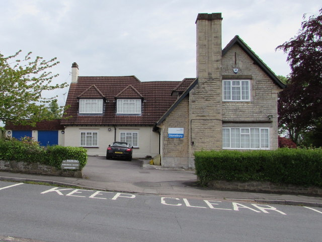 Stonebury Day Hospital, Grove Road, Lydney