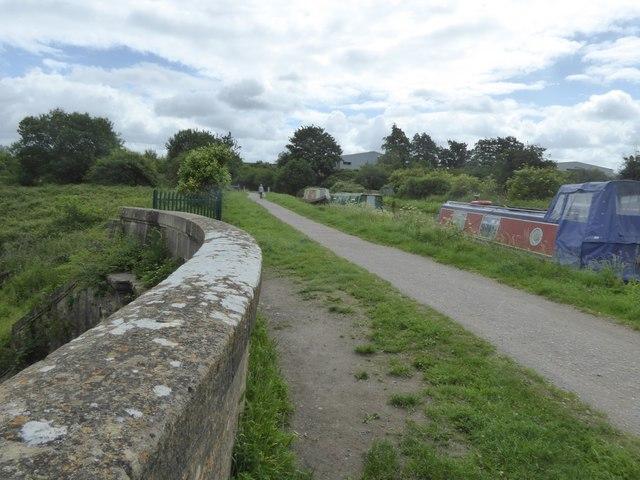 River Biss aqueduct