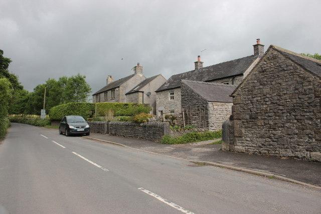 Houses in Cross Lane Monyash