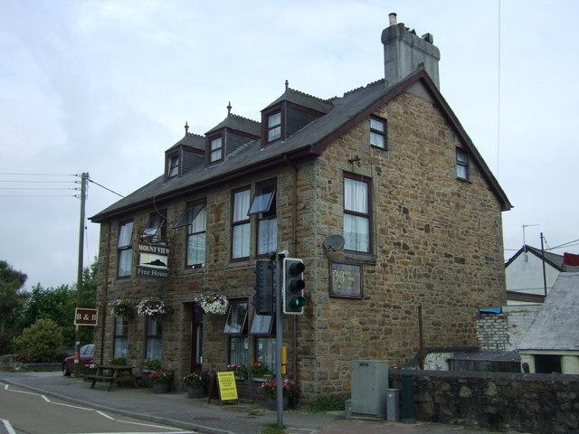 Mount View public house, Longrock