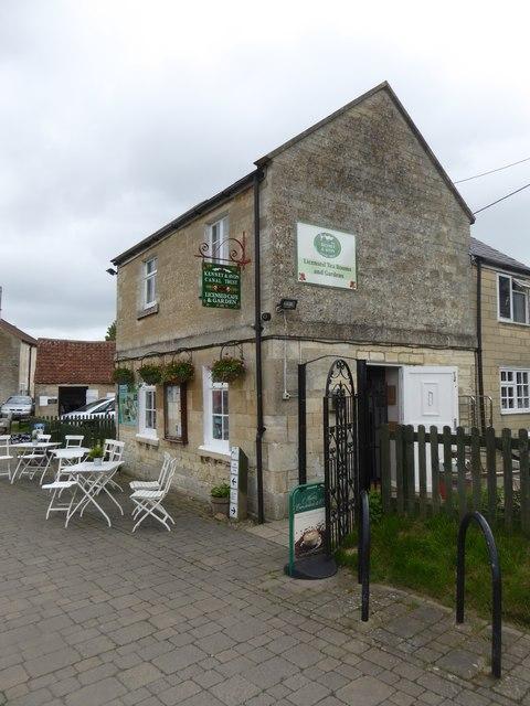 Canal tea rooms, Bradford-on-Avon