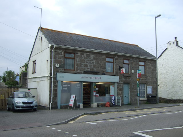 Longrock Stores and Post Office
