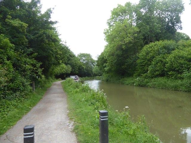 Kennet and Avon canal, Barton Farm