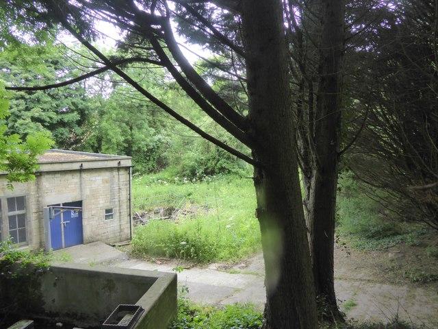 Water works building, Barton Farm