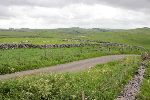 Road to Pilsbury