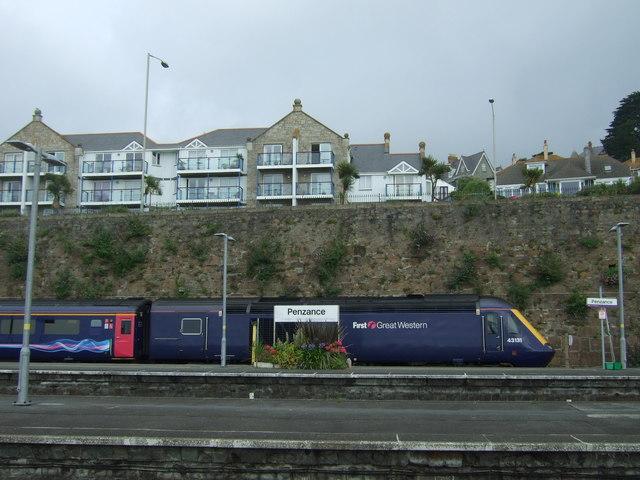 Penzance Railway Station
