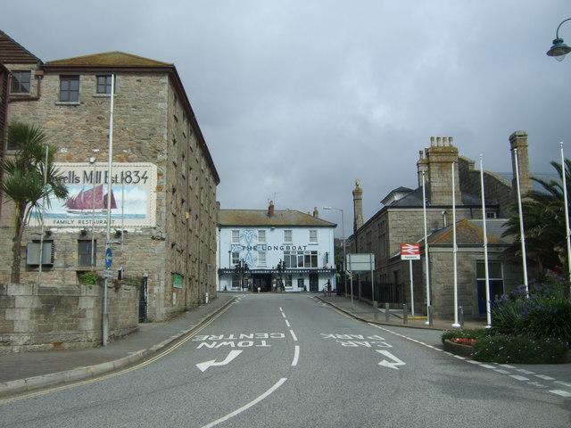 Station Road, Penzance