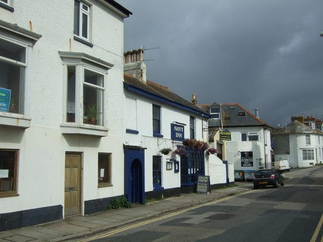 The Navy Inn, Penzance
