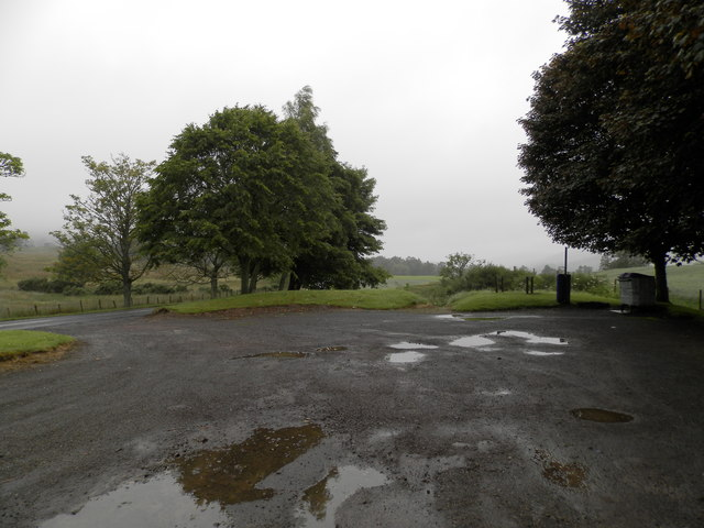 Site of former Cullow Market Stance