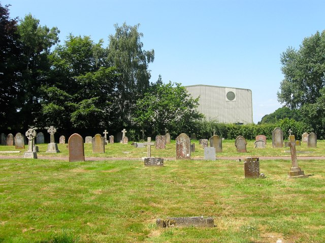 Cemetery, Henfield