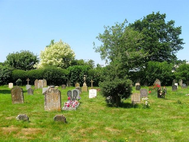 Cemetery, Henfield