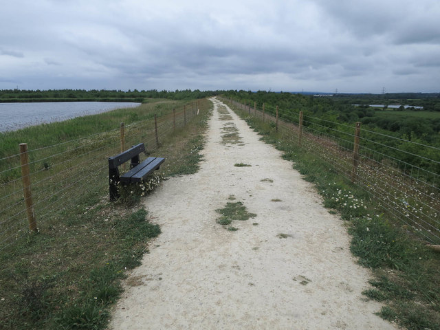 Coal Tips Trail, Fairburn Ings
